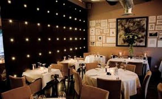 La Villa Garibaldi  - Une salle de restaurant lumineuse -   © Morjane Stephane