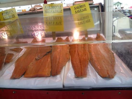 La Table de Meursac  - saumon sauvage -   © claude HARDOUIN