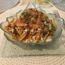 Entrée : Meithien  - Salade Thaï -