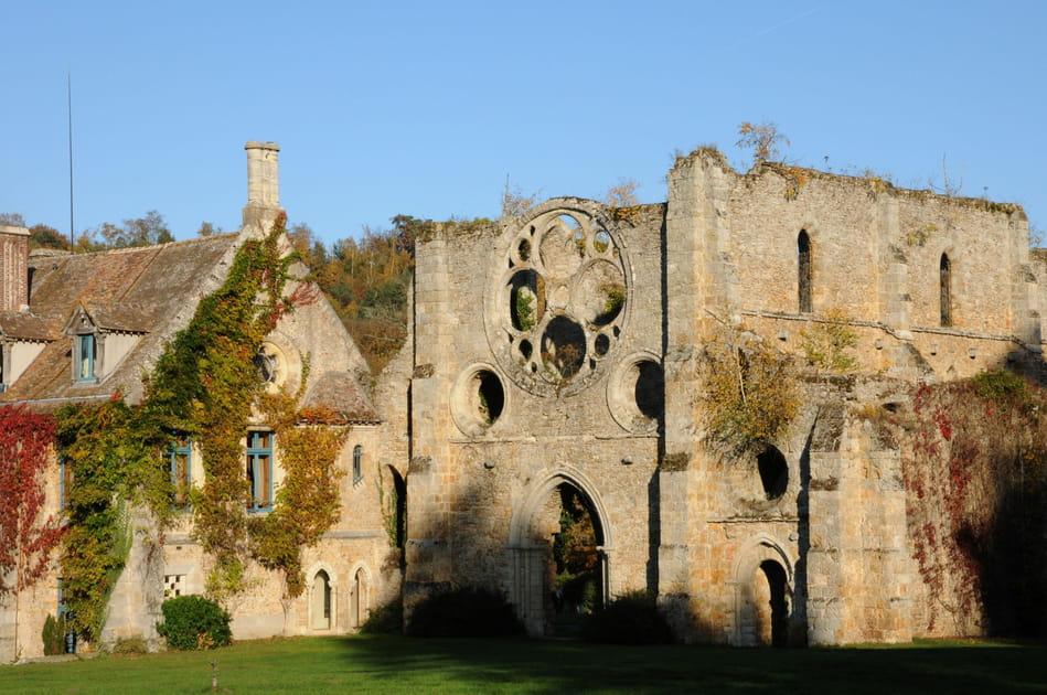 Abbaye des Vaux-de-Cernay, Yvelines
