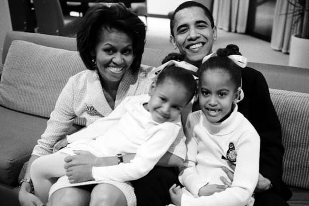 Les filles de Barack Obama