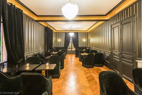 Les Jardins d'Epicure Hôtel/Restaurant Gastronomique  - Le Lounge -   © Christophe Bak