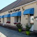 Auberge La Botte d'Asperges  - la façade du restaurant -   © moi-même