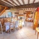 Restaurant : La Table du Colombier  - Salle de restaurant -   © copyright