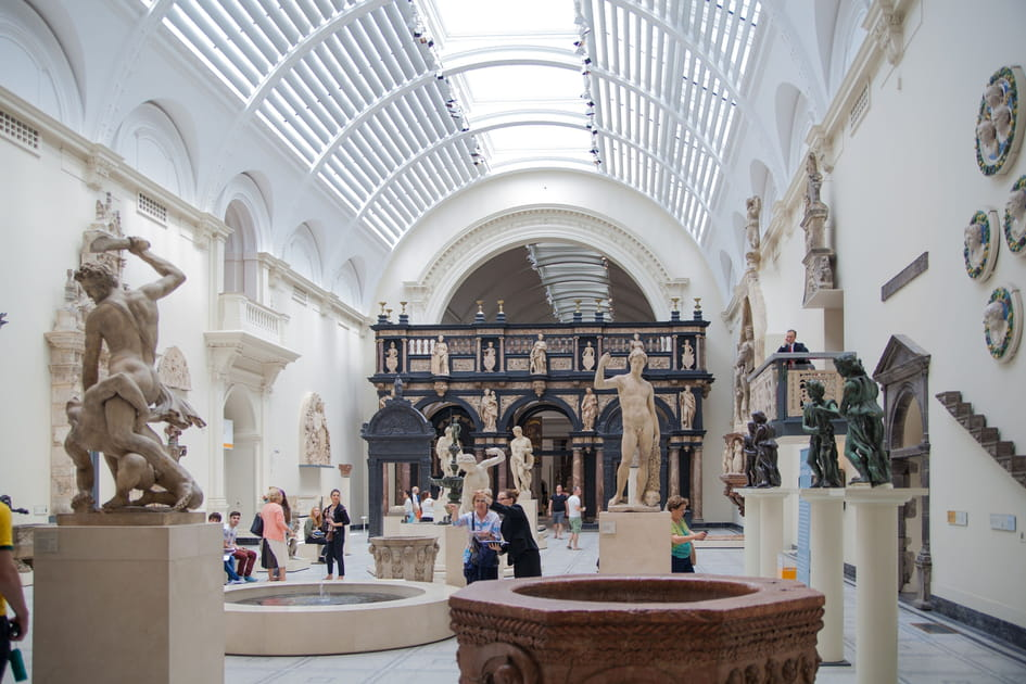 Le Victoria and Albert Museum