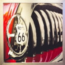 Le shelby restaurant vintage  - route 66 -   © gerant