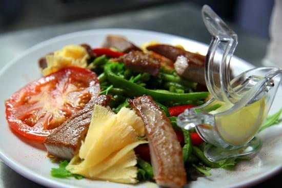 Chez Papa 10eme  - Fraîcheur de thon -   © cp