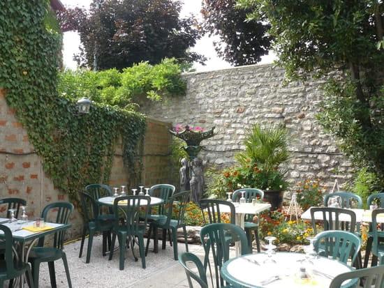 Le Jardin Breton  - Terrasse -   © Yann Goulier