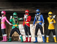 Power Rangers Super Megaforce : L'esprit du tigre