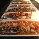 Le Mirage  - buffet chaud -
