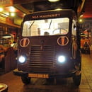 La Malterie Labège  - camion dans restaurant -   © Malabar