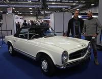 Car SOS : Mercedes-Benz 230SL