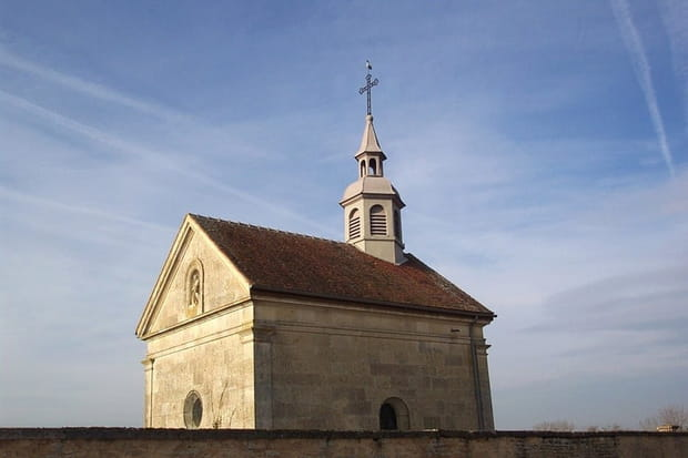 Chapelle d'Ampilly-le-Haut
