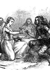 le statut de la femme gauloise reste un mystère aujourd'hui.