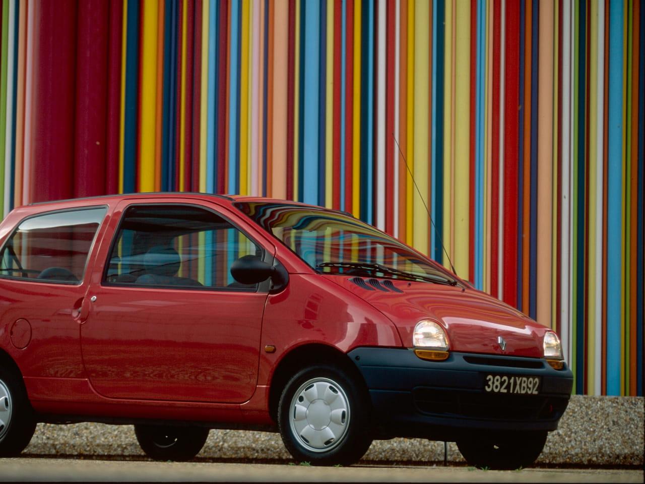 8e Renault Twingo 1