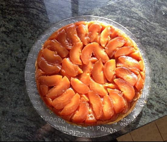 Dessert : Auberge des Vanneaux  - Tarte Tatin Maison!! -