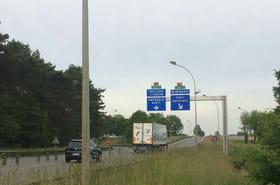 A10 rouverte : l'autoroute de nouveau accessible après des travaux impressionnants [photos]