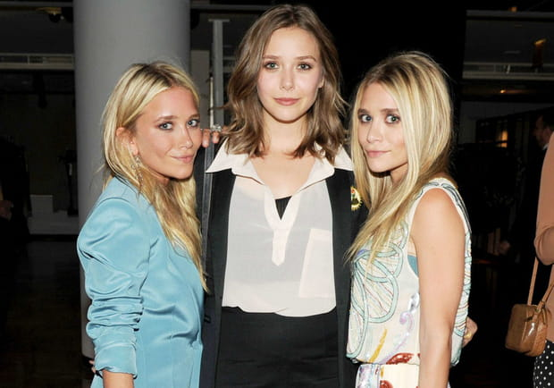 Elizabeth Olsen est la soeur de Mary-Kate et Ashley Olsen