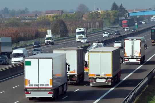 Grève des routiers 2015: bouchons, embouteillages... Le point ce lundi 16mars