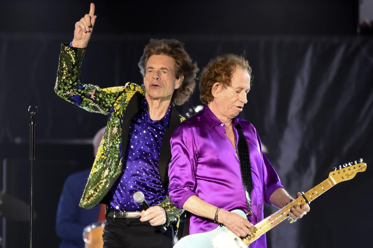 """The Rolling Stones: """"Living in a Ghost Town"""" dévoilé, avant un nouvel album?"""