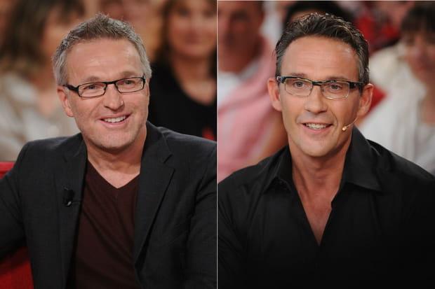 Julien Courbet et Laurent Ruquier