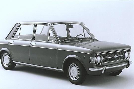 1970 : fiat 128