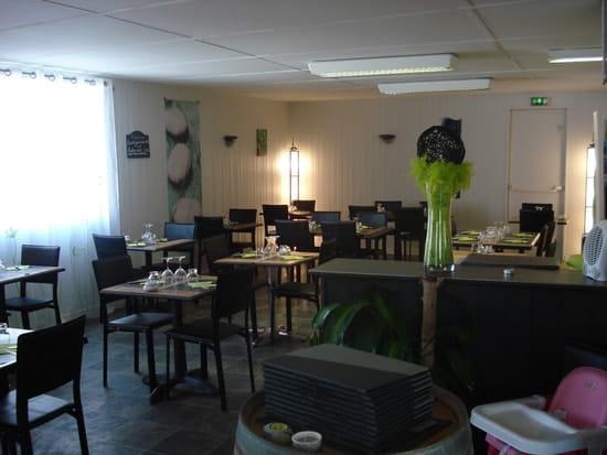 Au Moulin  - Salle de restaurant -