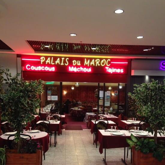 Entrée : Le Palais du Maroc