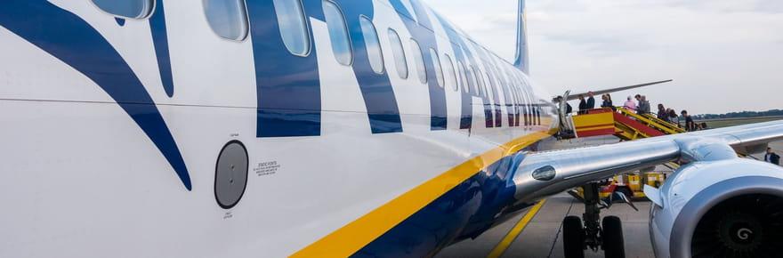 Ryanair: les promos de ce mardi pour le Black Friday