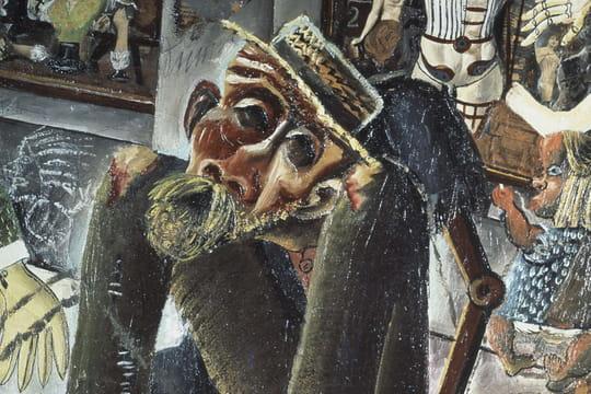 """Otto Dix: biographie du peintre expressionniste de """"La guerre"""""""
