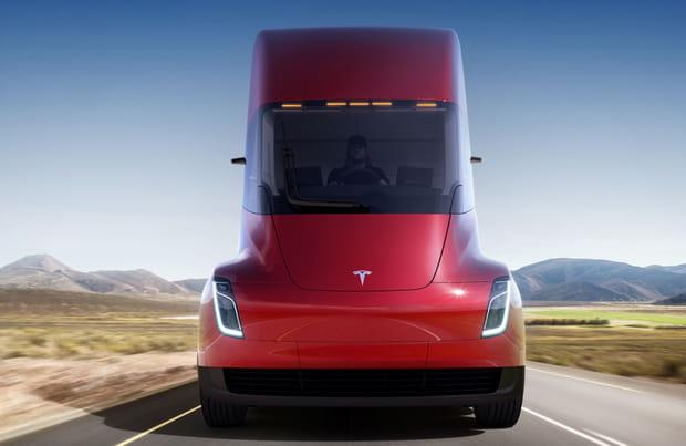 Semi, le premier camion électrique de Tesla