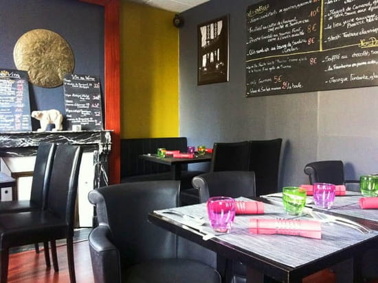Restaurant ô 41  - salle privé -
