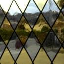 Restaurant du Fromage  - Fenêtre en vitraux -