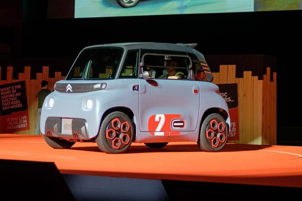 Citroën veut bousculer les citadines avec l'Ami