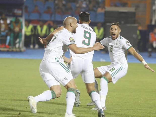 Sénégal - Algérie: les Fennecs au firmament! Le résumé de la finale de la CAN