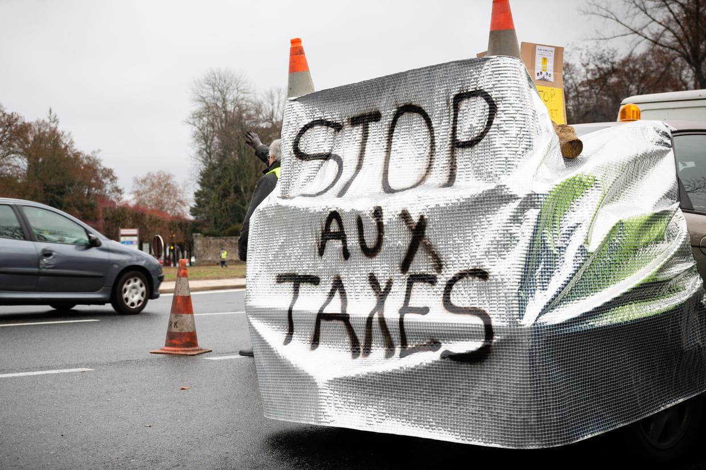Carte Blocage 17 Novembre Bourgogne.Gilets Jaunes Quels Blocages Sur La Route Ce Mardi 5 Fevrier