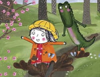 Rita et Crocodile : Promenade en forêt