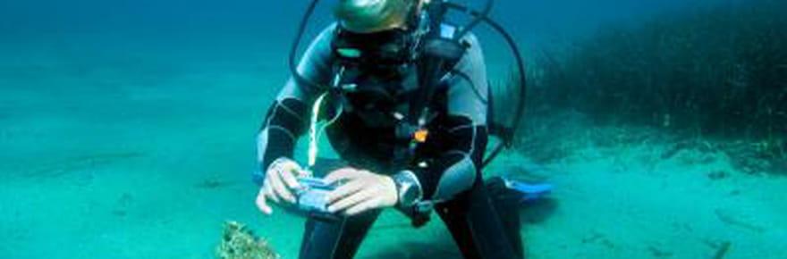 Le matériel nécessaire pour prendre des photos sous l'eau
