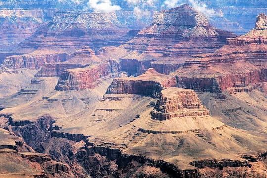 Les gorges du Grand Canyon