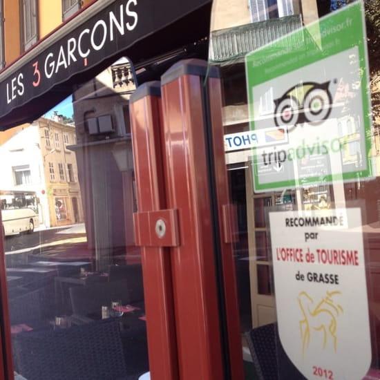 Restaurant : Les Trois Garçons