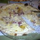 Plat : Verona Antony  - Une pizza paysanne. Un délice  -