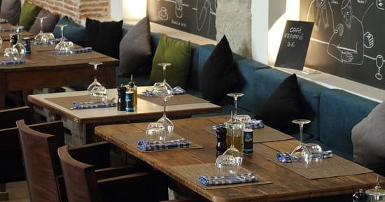 Restaurant : Le Comptoir Saint-Sernin   © Comptoir Saint-sernin