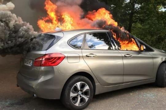 Bois de Boulogne: voitures brûlées, arrestations... Ce que l'on sait