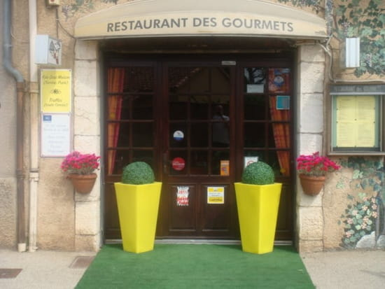 Restaurant des Gourmets  - Façade du restaurant -   © Denis