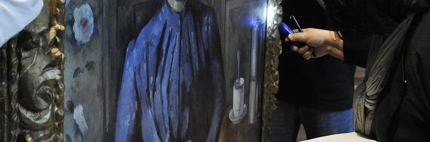 Musée d'Orsay: des œuvres inédites de Cézanne dévoilées