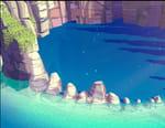Oum le dauphin blanc