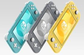 Nintendo Switch: faut-il craquer pour la Nintendo Switch Lite?