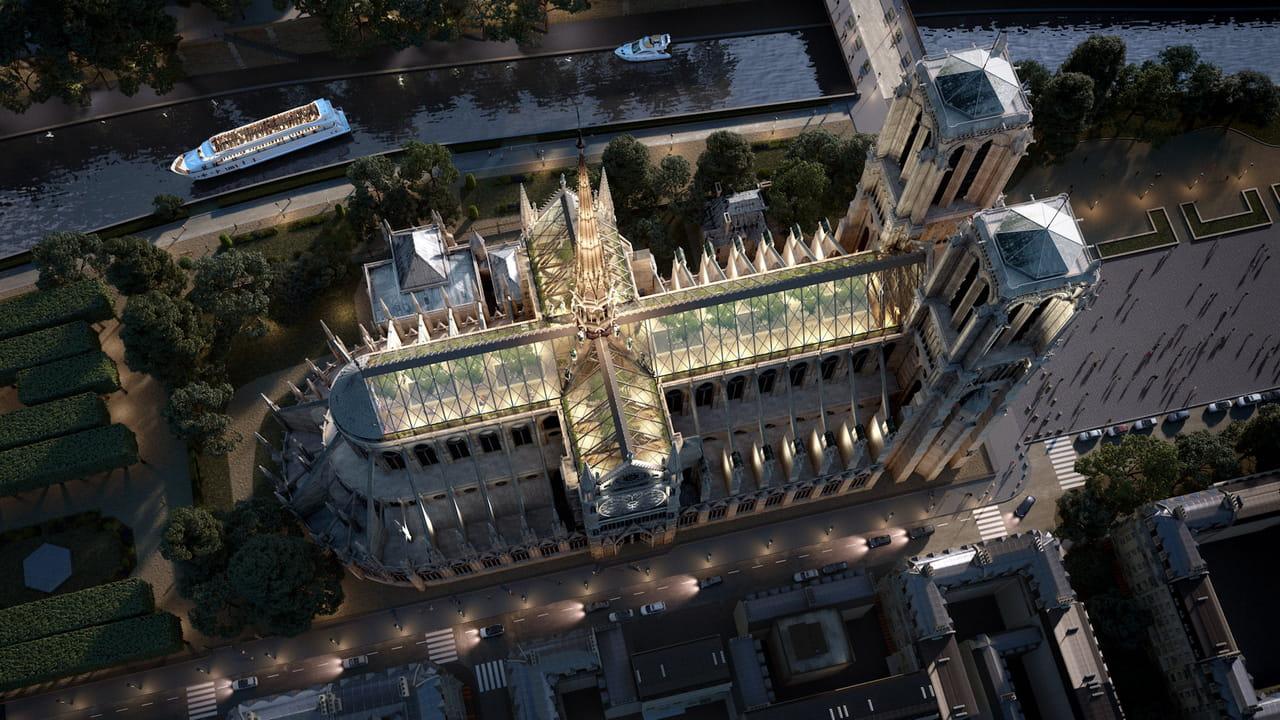 Notre-Dame de Paris: les propositions pour la reconstruire vont vous surprendre