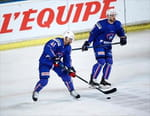 Hockey sur glace - France / Lettonie