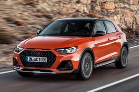 Audi A1: une version SUV baroudeuse sera lancée pour l'automne [photos]